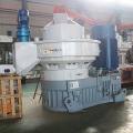 220kw Rice husk pellet press