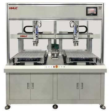 Two-axis Side Screw Locking Machine
