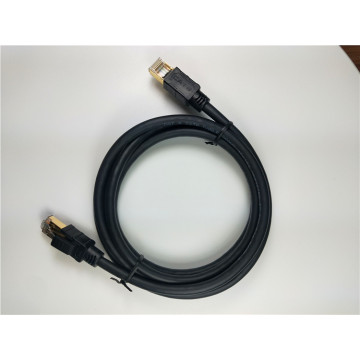 Network Cable Shielded Ethernet Cable Cat8
