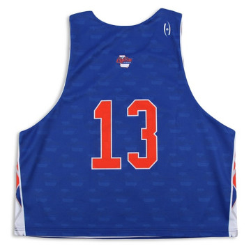 cheap customized dye sublimation lacrosse jersey