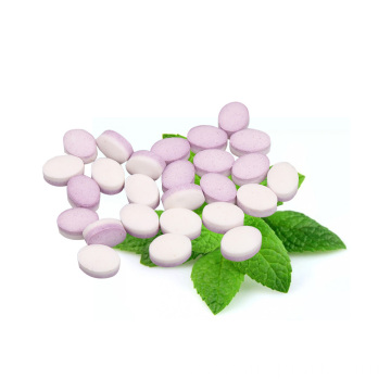 Wholesale OEM private label stevia mints tablet
