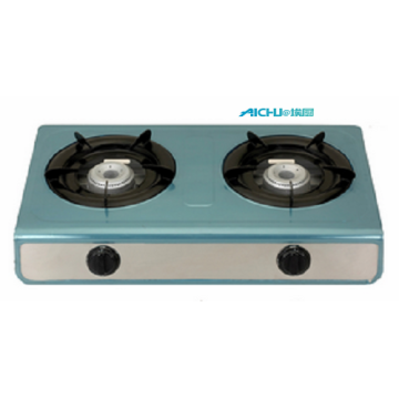 0.7MM Stainless Green Table Gas Stove