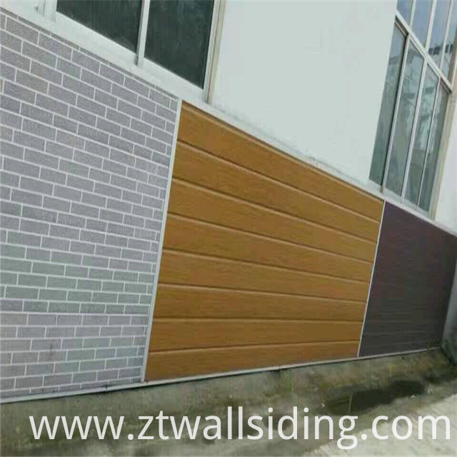 Insulated Decorative Brick Wall Panels