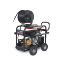 commercial cold water gas sewer pressure washer