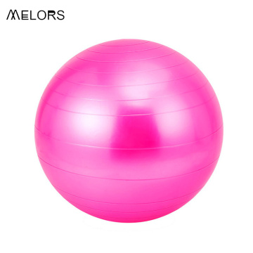 MELORS Eco Friendly Stability PVC yoga Ball