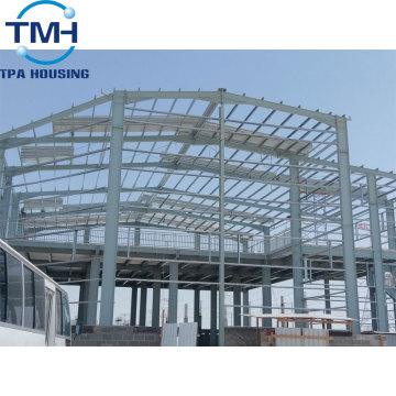 Angola metal building warehouse shed designs construction