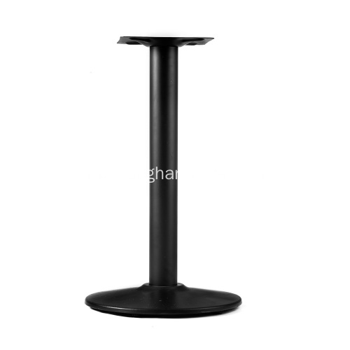Iron Table Base coffee table leg
