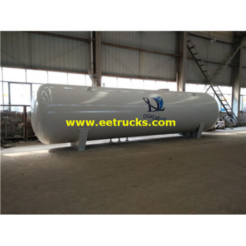 Horizontal 45000L 20ton Propane Storage Tanks