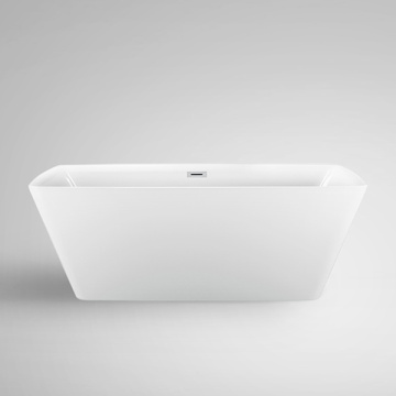 White Color Bathtubs Freestanding