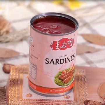 Canned Sardines Tomato Sauce Sizes
