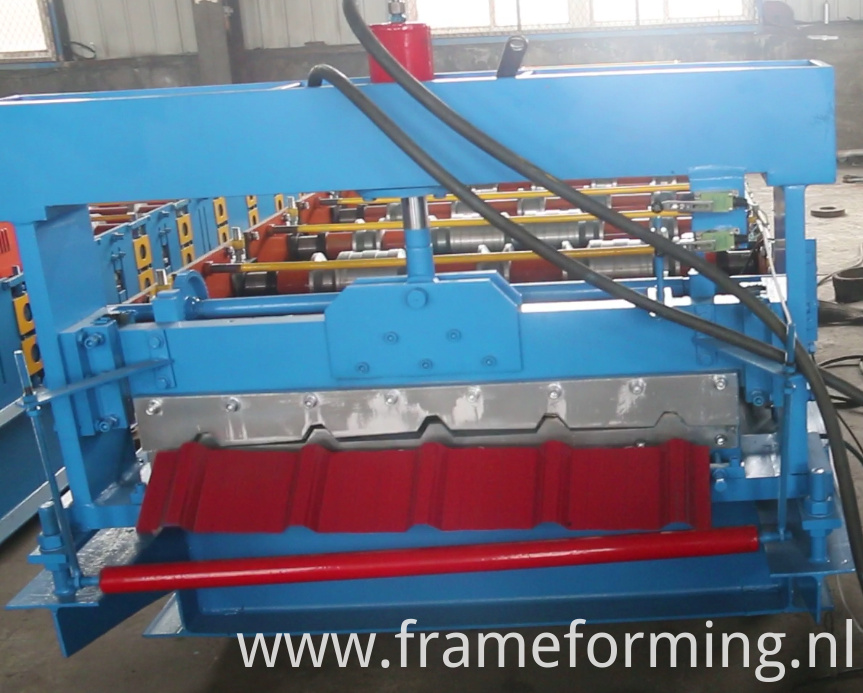 cutter of 840 Roof Tile Machine