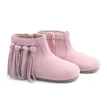 Mocassins Baby Shoes Kids Boots Winter