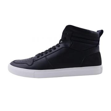 Casual men's shoes high top board shoes