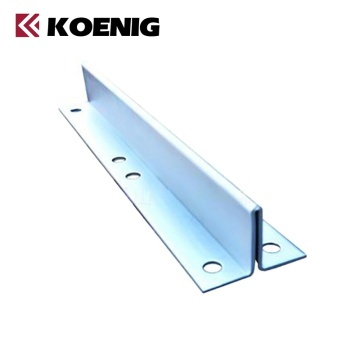 Machine lift guide rail and accessories