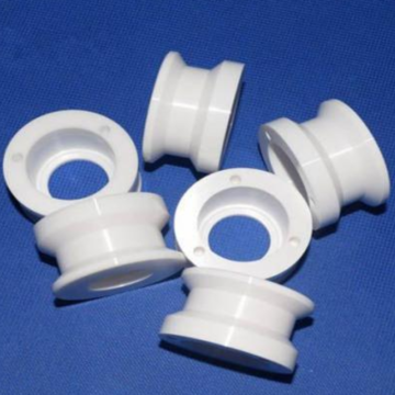 Low Friction Polished ZrO2 Zirconia Ceramic Pulley