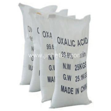 Industrial Grade Anhydrous Oxalic Acid 99.6min