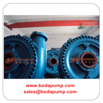 Single Casing Tunnel Shield Gravel Pump