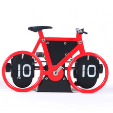 Fashion Bicycle Mode Gift Table Clock