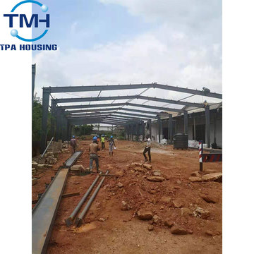 prefab warehouse construction prices Fiji steel structure