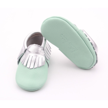 Toddler Baby Shoes Moccasins Leather Shoes Fringe