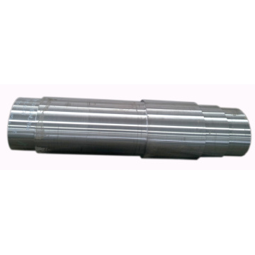 Forged driven shaft for petrochemical industry