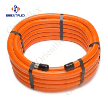300 psi portable pvc spiral air compressor hose