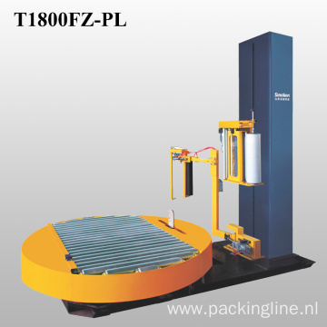 CE Certification Automatic Pallet Stretch Wrapper