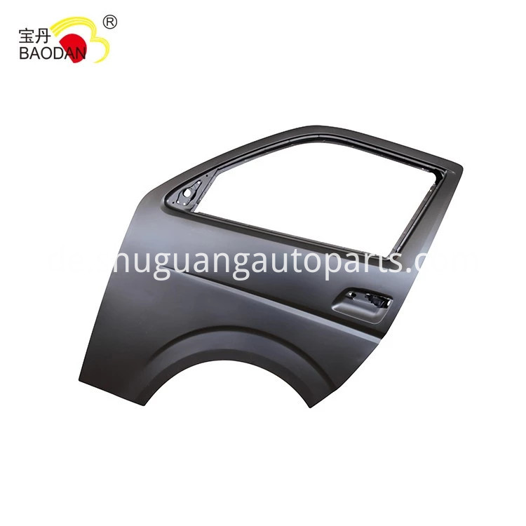 Steel Car Front Door Apply To LHD/RHD For Toyota Hiace 2005-up