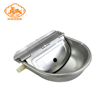 High quality stainless steel cow drinking bowl