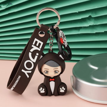 Custom Cartoon Keychain for bags