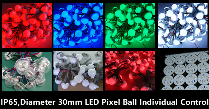 digital rgb led pixels