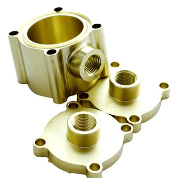 Custom Rapid Prototype Brass Forged and Machining Parts