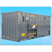 Prefabricated Equipment Container Integration