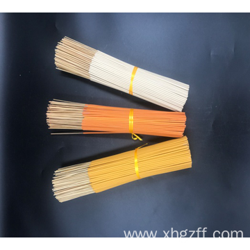 Woody Scent Orange Incense Sticks