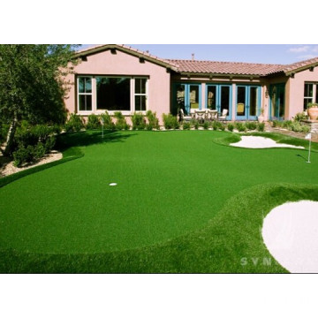 Factory made landscaping synthetic grass lawn