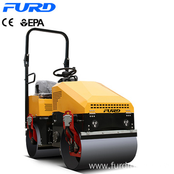 Hydraulic Double Drum Vibratory Road Roller