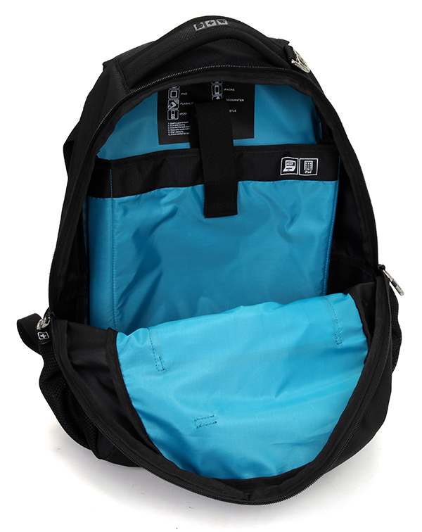 Black Durable Backpack