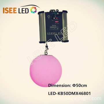 Hot sale 50cm DMX LED Lift Ball