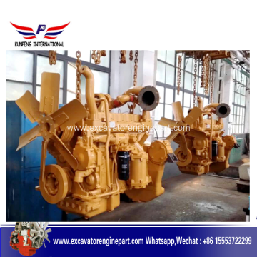 Shangchai C6121 Engine For Loaders
