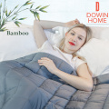 Amazon Cooling Weighted Blanket With 100% Bamboo Viscose