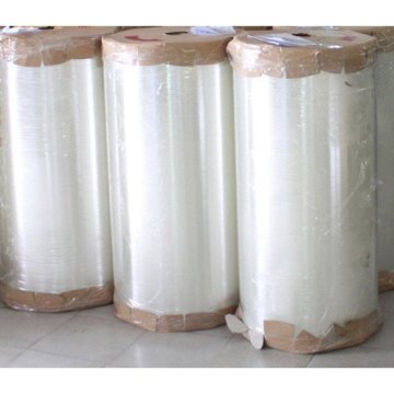 Ang BOPP Industry adhesive tapes jumbo rolls transparent