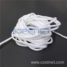 Elastic Ear Tie Cord Face Mask Rope 3mm