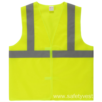 Low price reflective security jacket