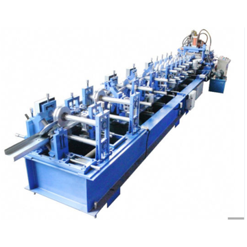 Automatic Purlin Roll Forming Machine