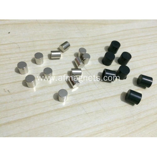 Rubber Coated Cup Magnets