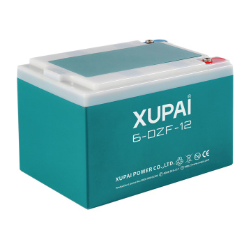 lead acid battery for electric bicycle maintenance free