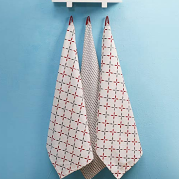 Unique Printed Cotton Dish Towels