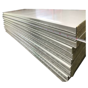 insulated 50mm pu sandwich panel for walls