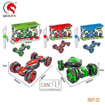 1827-12 QILEJUN R/C 1:18 MINI STUNT CAR