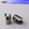 M10*1.25 brass self tapping thread inserts